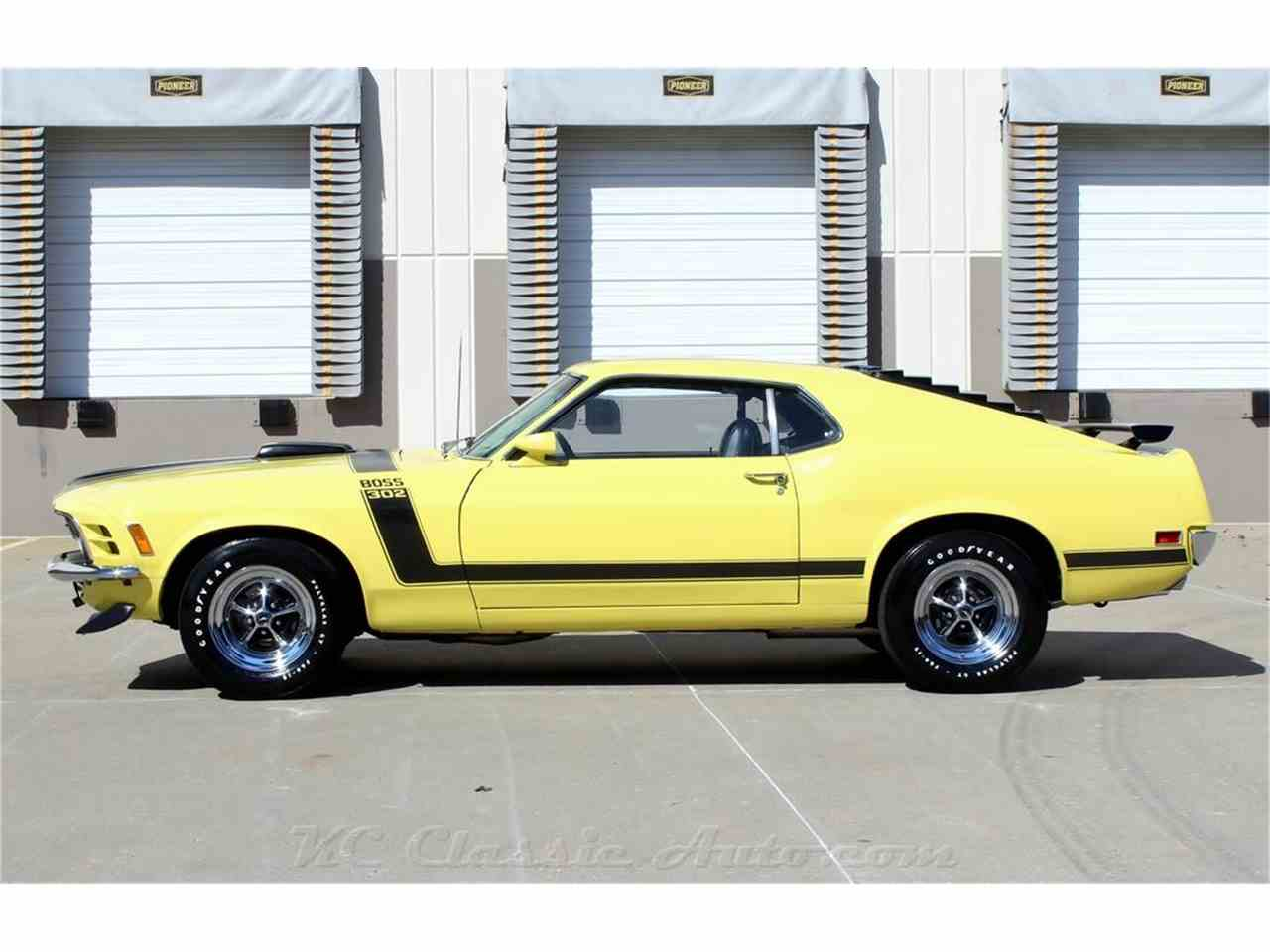 Large Picture of '70 Mustang Boss 302 - M7FD