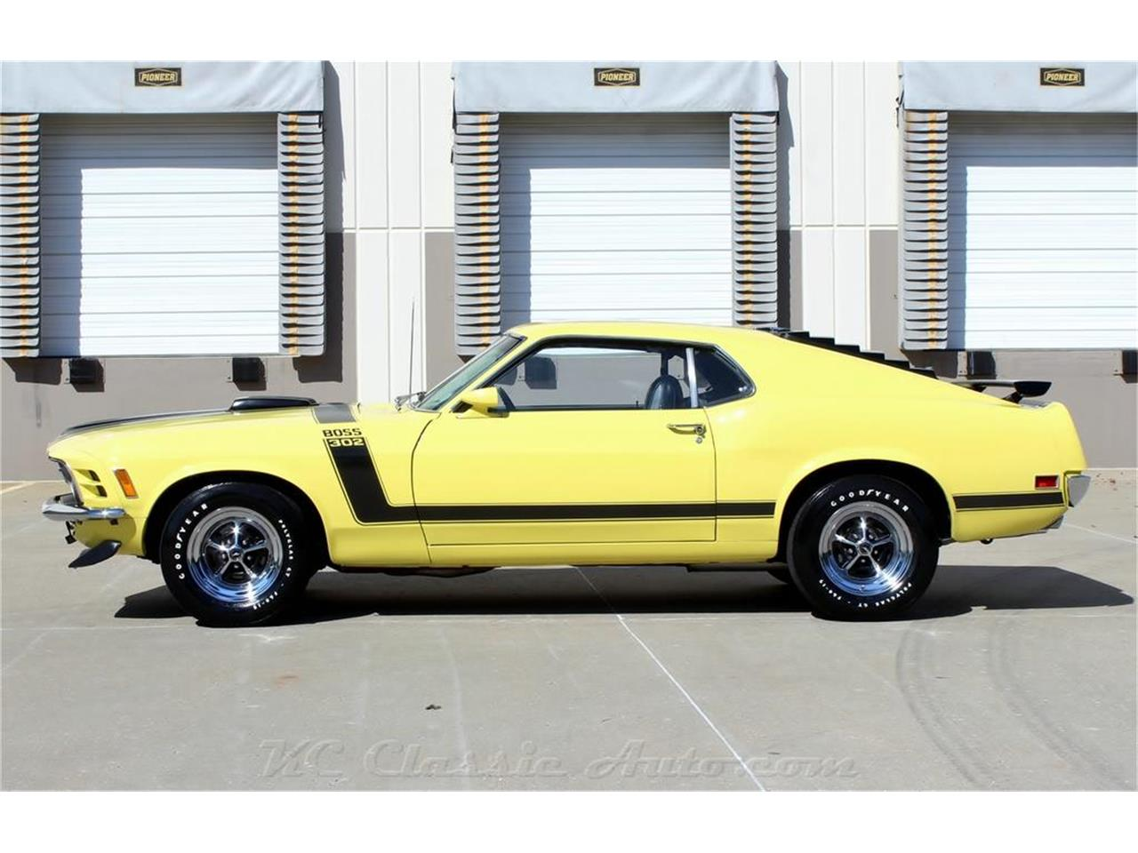 Large Picture of Classic 1970 Ford Mustang Boss 302 located in Kansas - M7FD