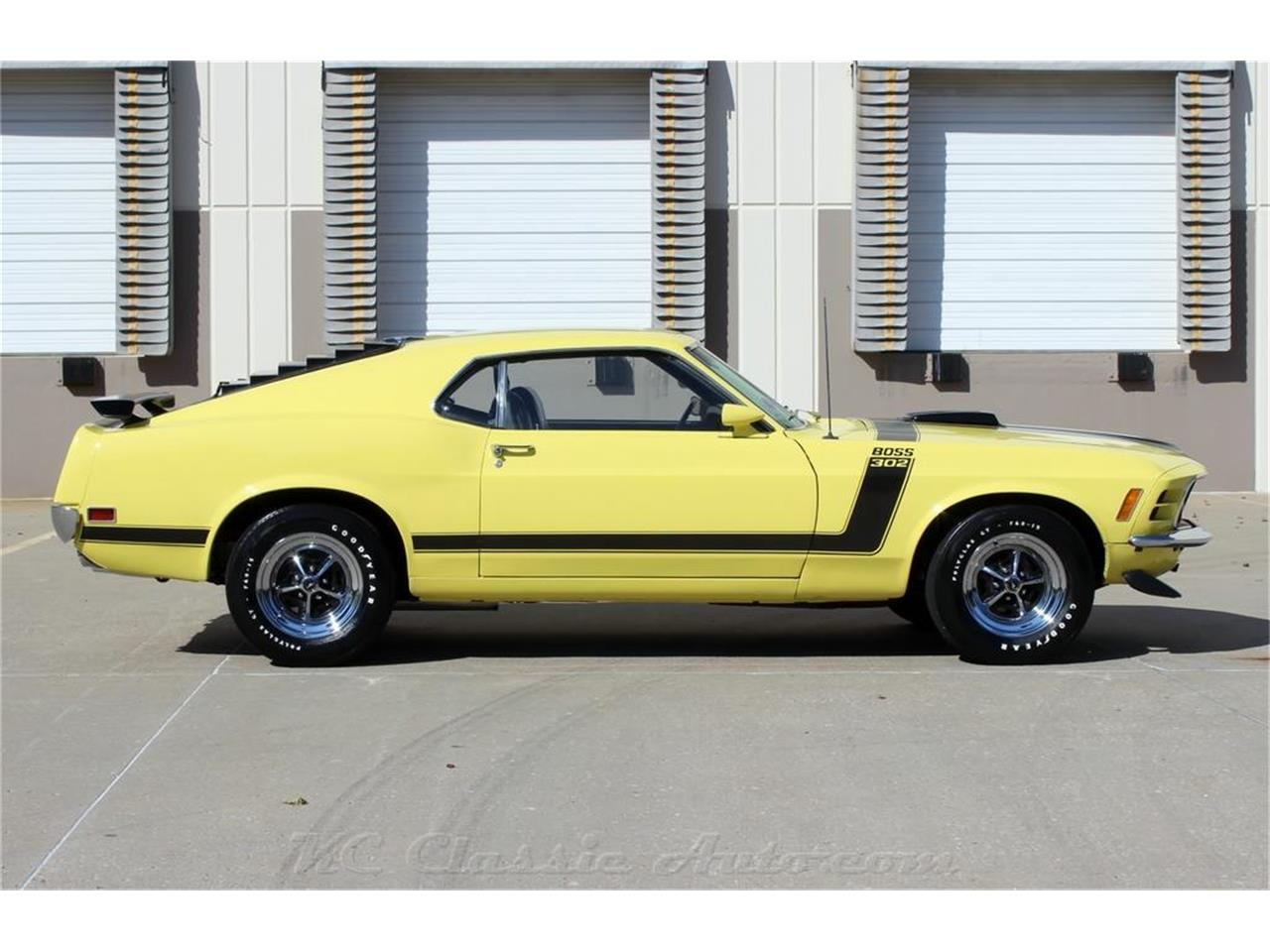 Large Picture of 1970 Ford Mustang Boss 302 Offered by KC Classic Auto - M7FD
