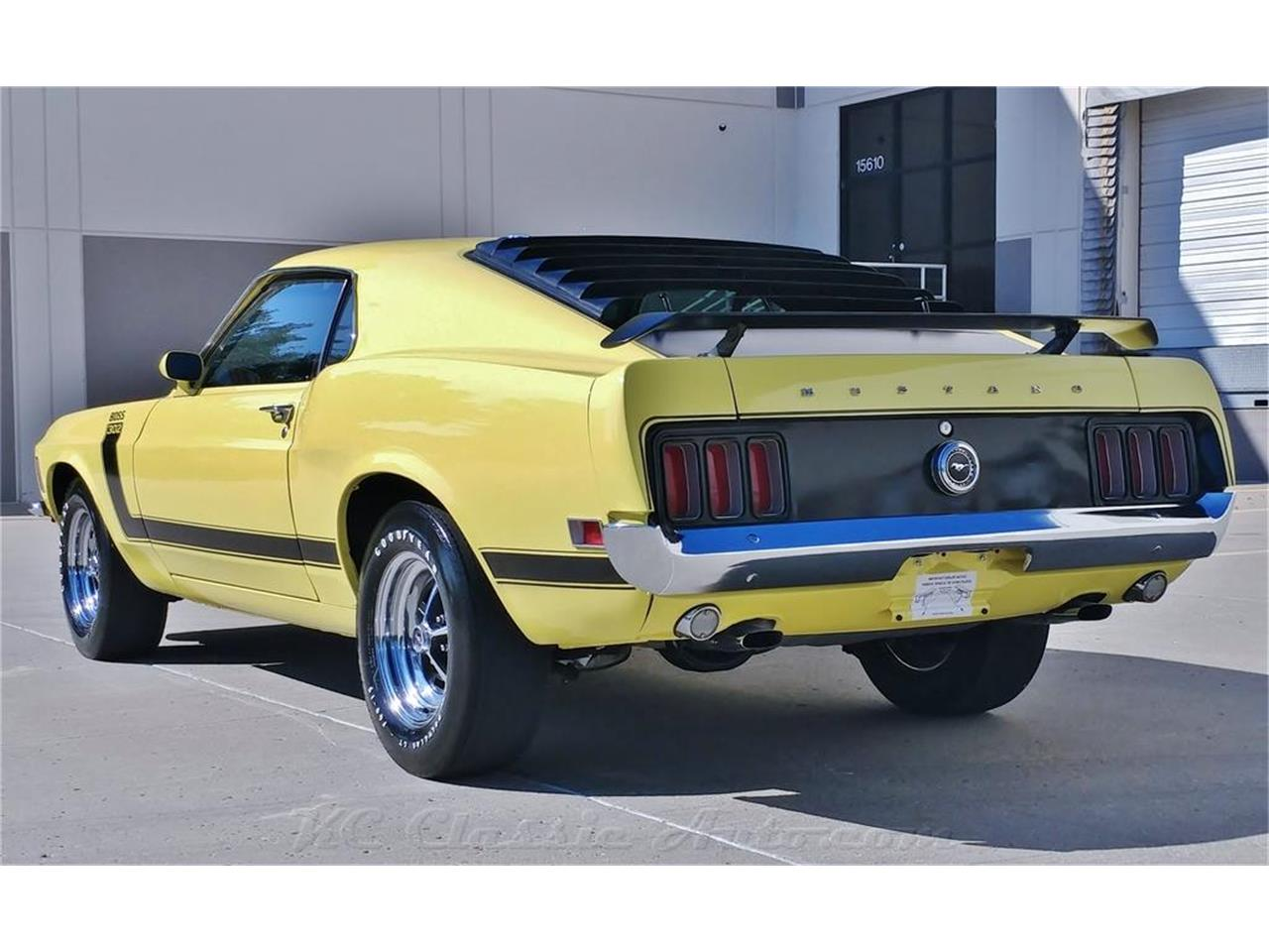Large Picture of 1970 Mustang Boss 302 - M7FD