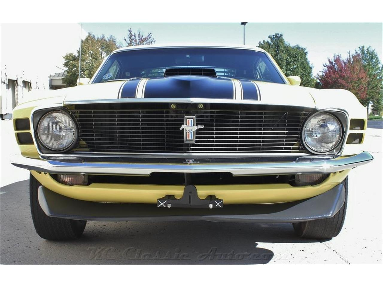 Large Picture of Classic '70 Ford Mustang Boss 302 - $69,900.00 Offered by KC Classic Auto - M7FD