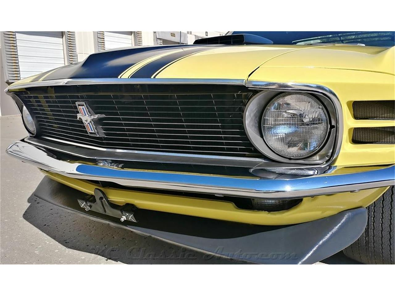 Large Picture of '70 Ford Mustang Boss 302 Offered by KC Classic Auto - M7FD
