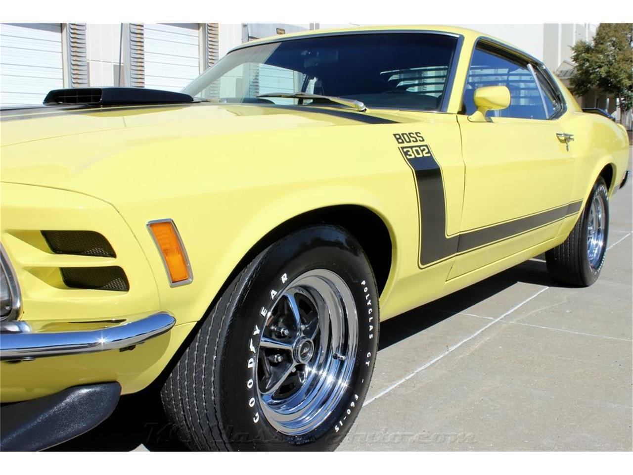 Large Picture of Classic '70 Mustang Boss 302 located in Kansas - $69,900.00 - M7FD