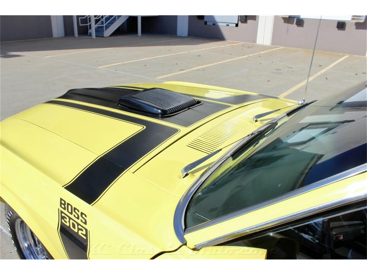 Large Picture of '70 Ford Mustang Boss 302 located in Kansas - $69,900.00 Offered by KC Classic Auto - M7FD