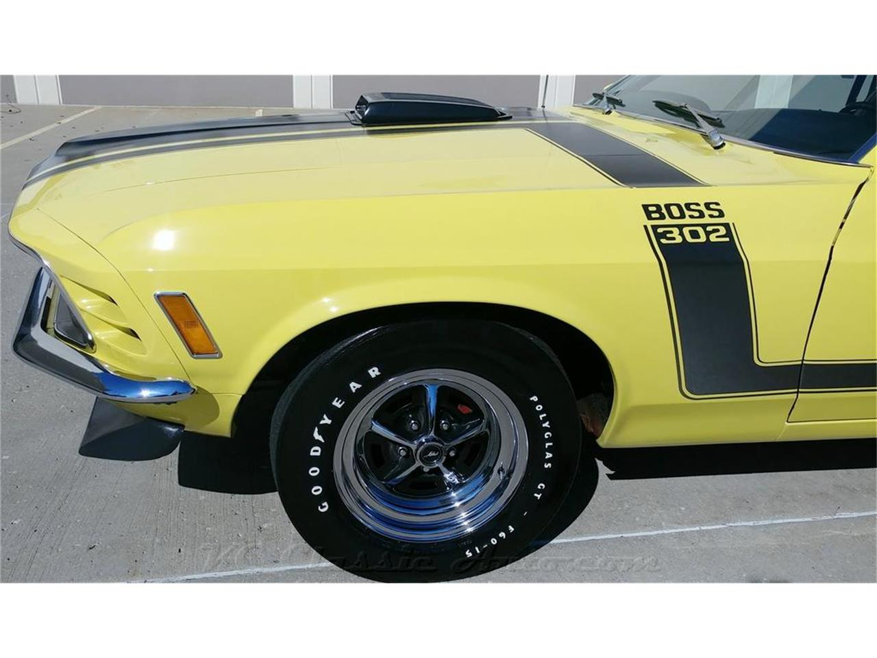 Large Picture of Classic '70 Ford Mustang Boss 302 Offered by KC Classic Auto - M7FD