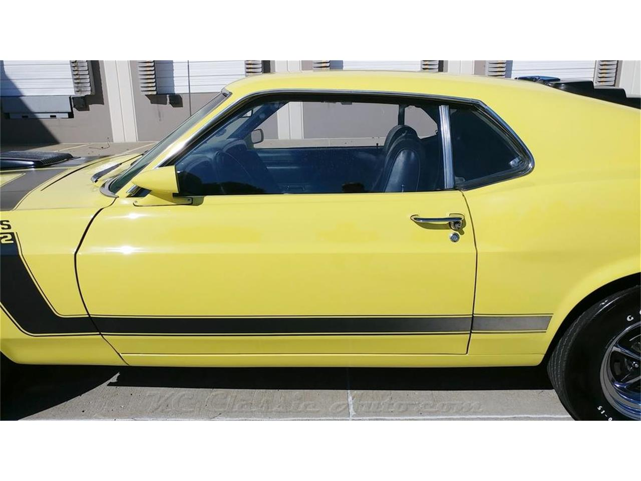 Large Picture of '70 Ford Mustang Boss 302 - $69,900.00 Offered by KC Classic Auto - M7FD