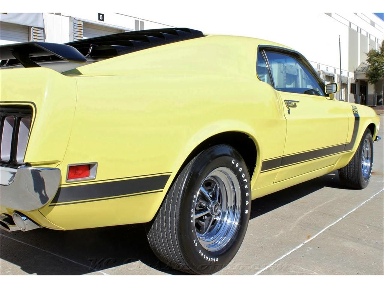 Large Picture of 1970 Mustang Boss 302 located in Lenexa Kansas Offered by KC Classic Auto - M7FD