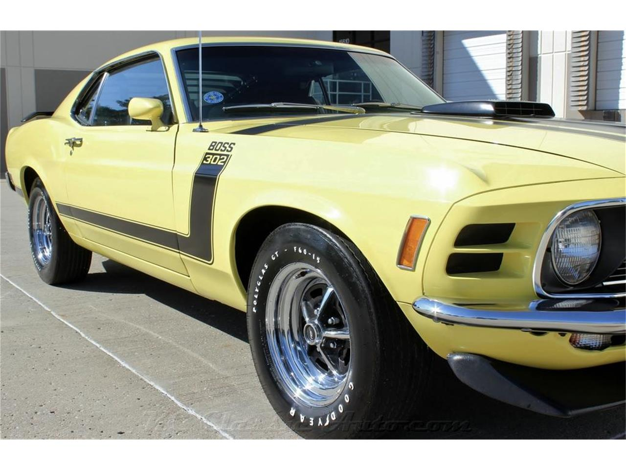 Large Picture of '70 Ford Mustang Boss 302 located in Lenexa Kansas - $69,900.00 Offered by KC Classic Auto - M7FD
