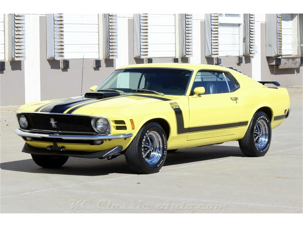 Large Picture of 1970 Ford Mustang Boss 302 - $69,900.00 - M7FD
