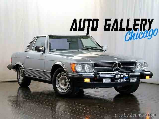 Picture of '84 380SL - M7FJ