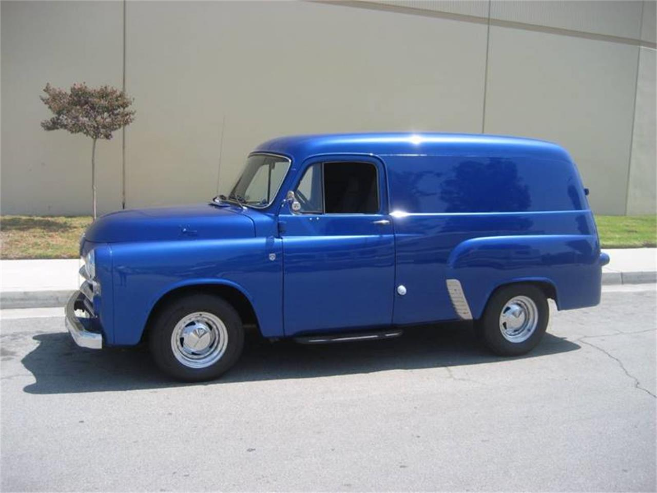Large Picture of Classic '55 Dodge Town Panel located in California Offered by Highline Motorsports - M7FO