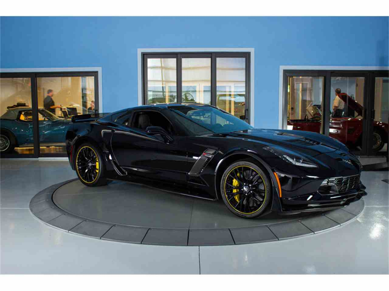 Large Picture of 2016 Chevrolet Corvette Z06 located in Florida - $99,997.00 Offered by Skyway Classics - M7FW