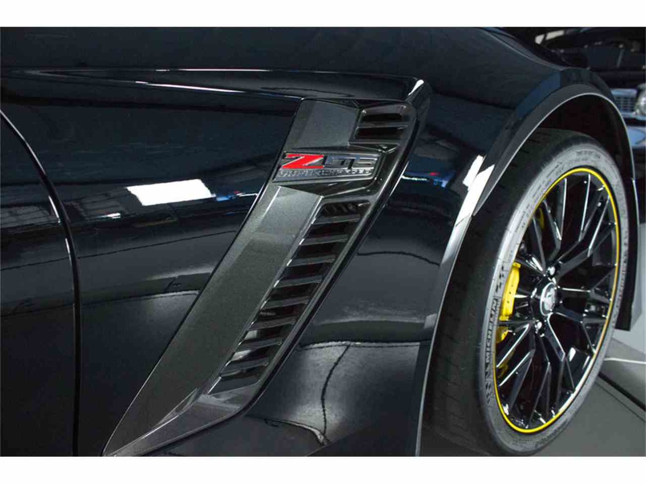 Large Picture of 2016 Chevrolet Corvette Z06 Offered by Skyway Classics - M7FW