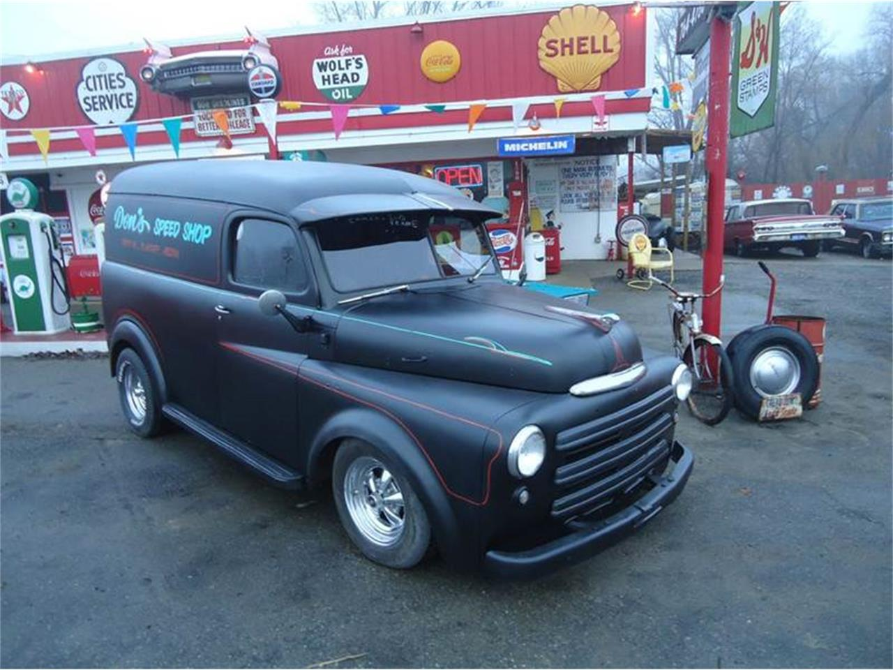 Large Picture of 1950 Dodge Town Panel - $15,900.00 - M7FX