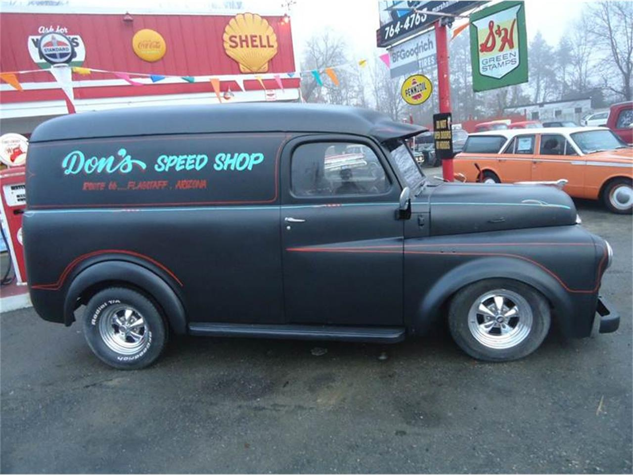 Large Picture of 1950 Dodge Town Panel located in Jackson Michigan - $15,900.00 - M7FX
