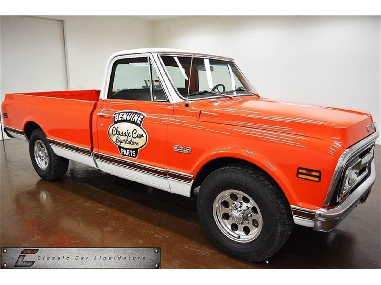 Large Picture of Classic '70 GMC Sierra 2500 located in Texas - $21,999.00 - M7GF