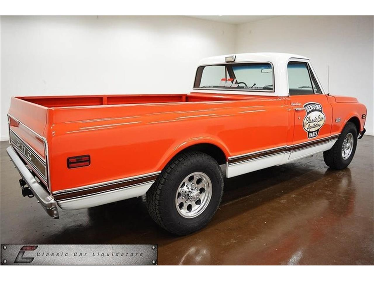 Large Picture of Classic 1970 GMC Sierra 2500 located in Texas Offered by Classic Car Liquidators - M7GF