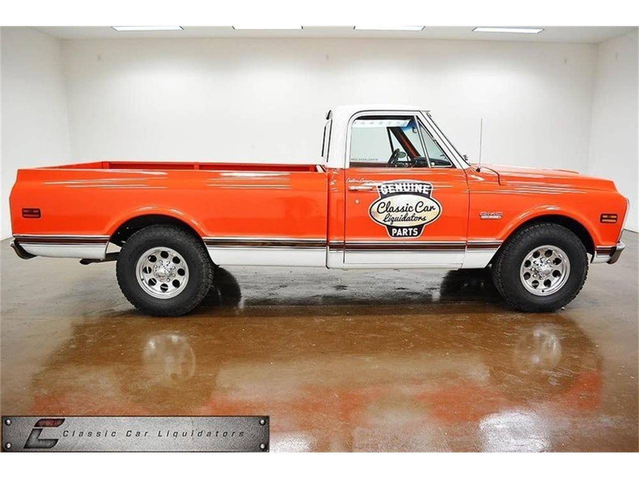 Large Picture of Classic '70 GMC Sierra 2500 located in Texas Offered by Classic Car Liquidators - M7GF