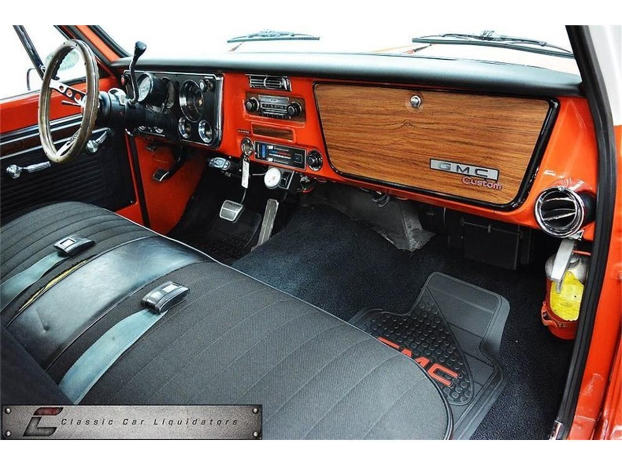 Large Picture of Classic 1970 Sierra 2500 Offered by Classic Car Liquidators - M7GF