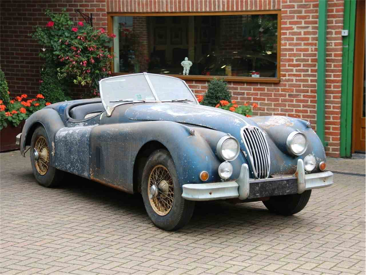 Large Picture of Classic '56 Jaguar XK140 located in  Offered by JD Classics LTD - M7HS