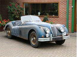 Picture of '56 Jaguar XK140 located in  Auction Vehicle - M7HS