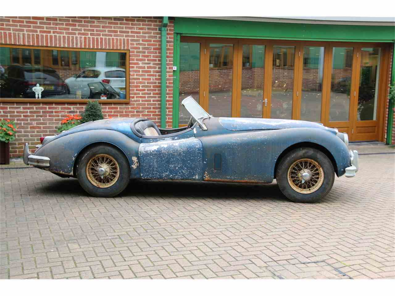 Large Picture of '56 XK140 located in Maldon, Essex  Offered by JD Classics LTD - M7HS
