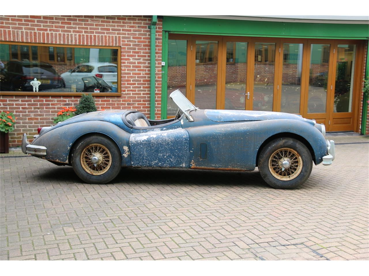Large Picture of Classic '56 XK140 located in  Offered by JD Classics LTD - M7HS