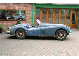 Picture of Classic 1956 XK140 Auction Vehicle Offered by JD Classics LTD - M7HS