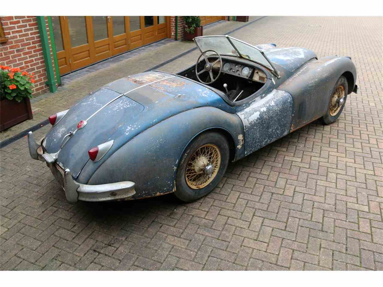 Large Picture of Classic 1956 XK140 located in  Auction Vehicle Offered by JD Classics LTD - M7HS