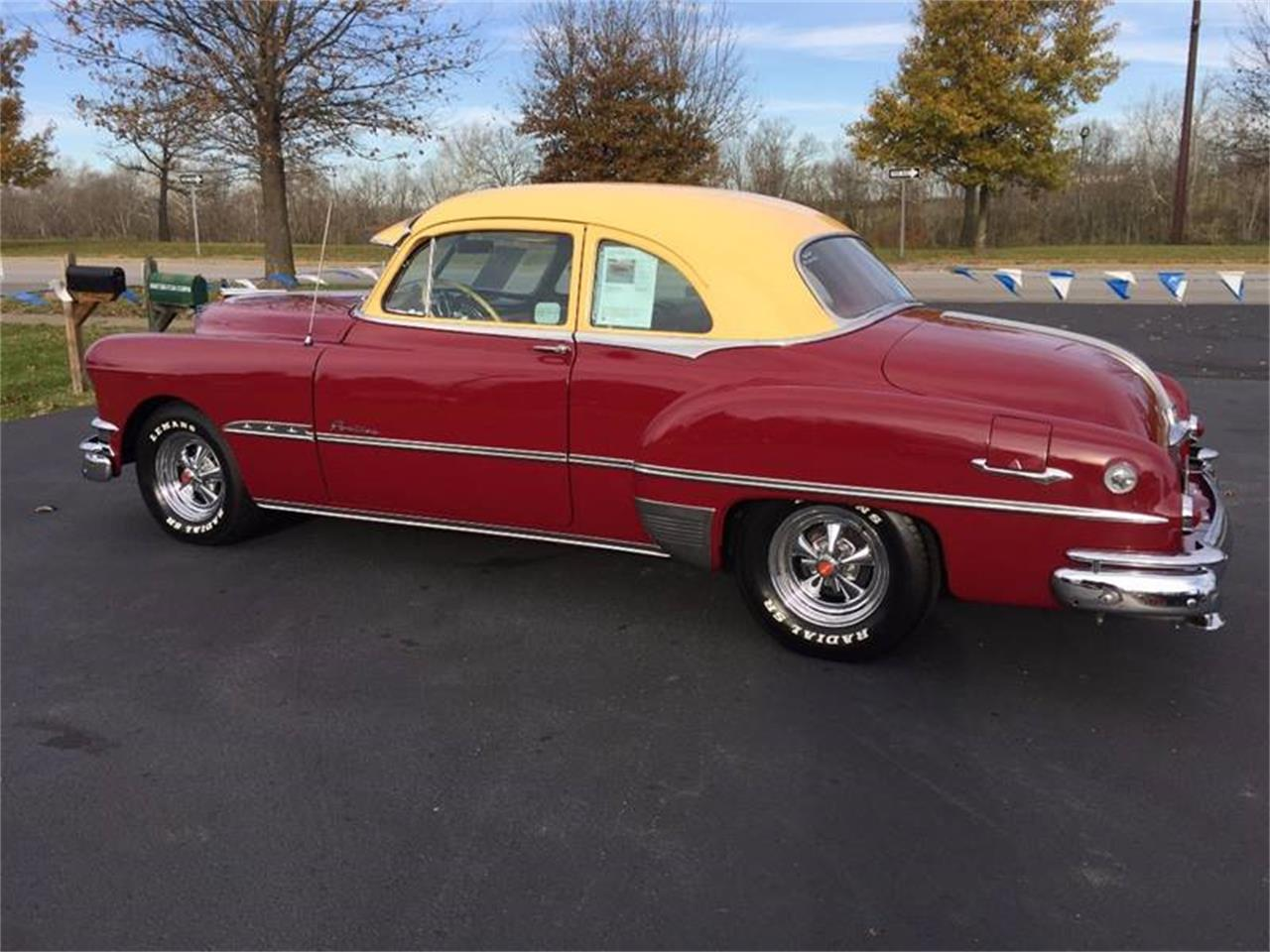 Large Picture of Classic 1951 Pontiac Chieftain - $29,900.00 Offered by Central Kentucky Classic Cars LLC  - M7HT