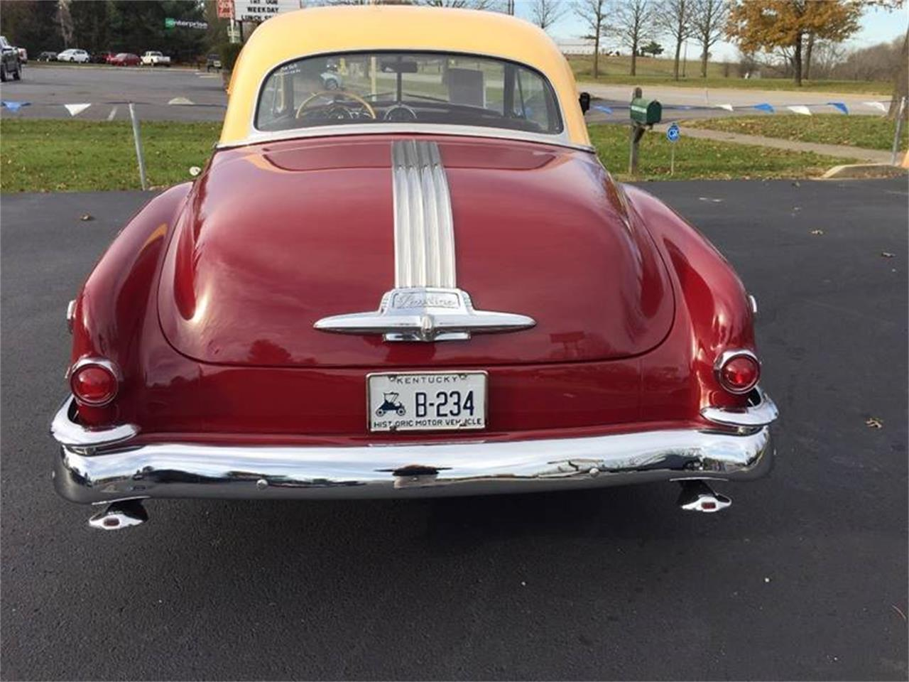 Large Picture of '51 Pontiac Chieftain located in Kentucky Offered by Central Kentucky Classic Cars LLC  - M7HT