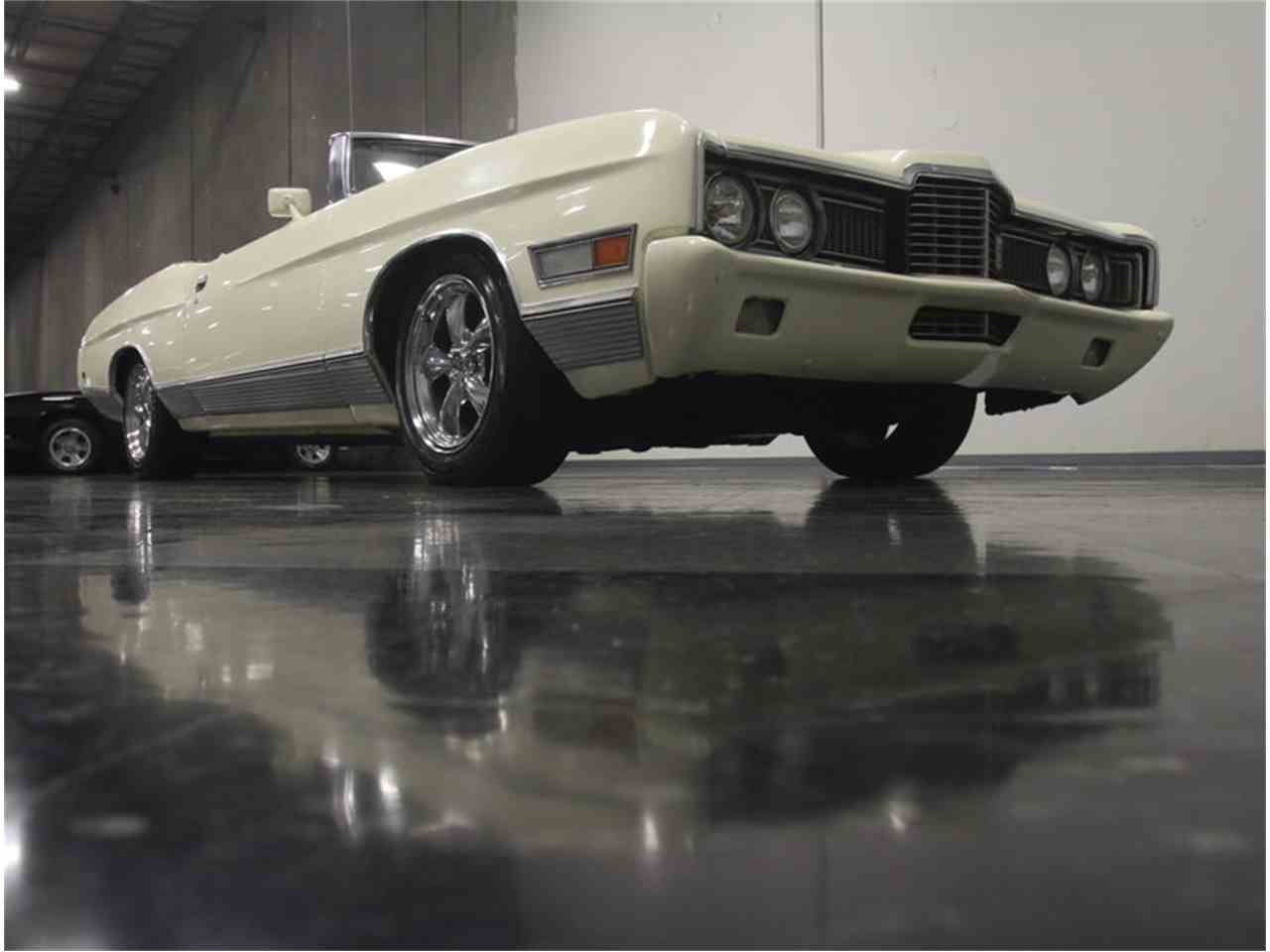 Large Picture of '72 LTD Convertible Restomod - M7HU