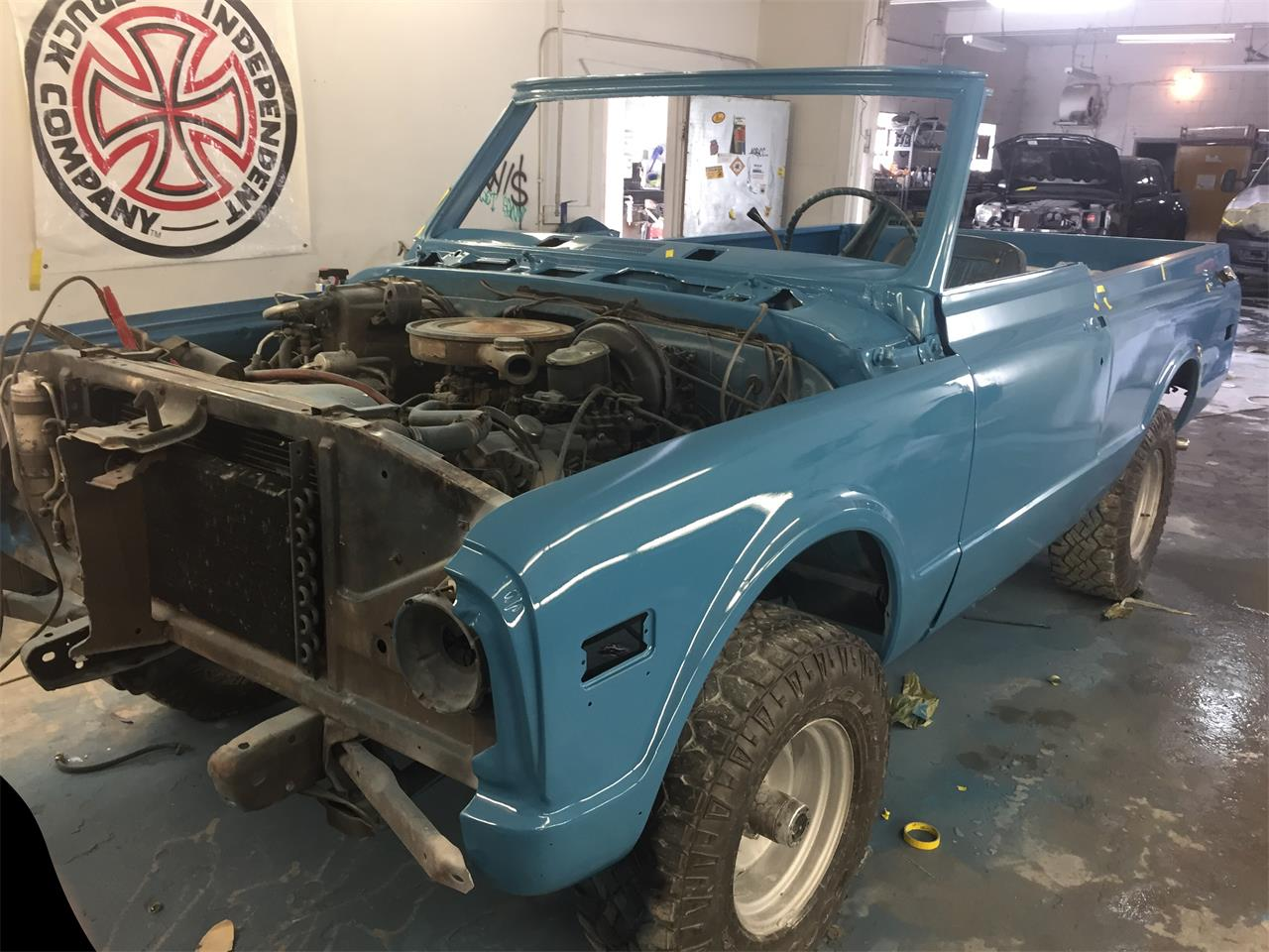 Large Picture of '72 Blazer - M7I4