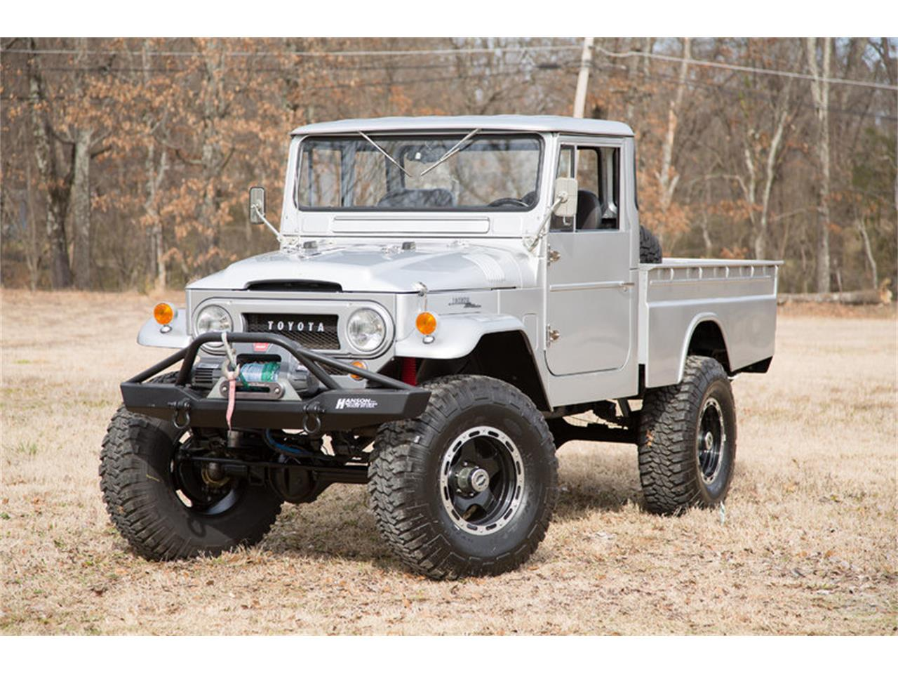1965 Toyota Land Cruiser FJ45 Pickup in Collierville, Tennessee