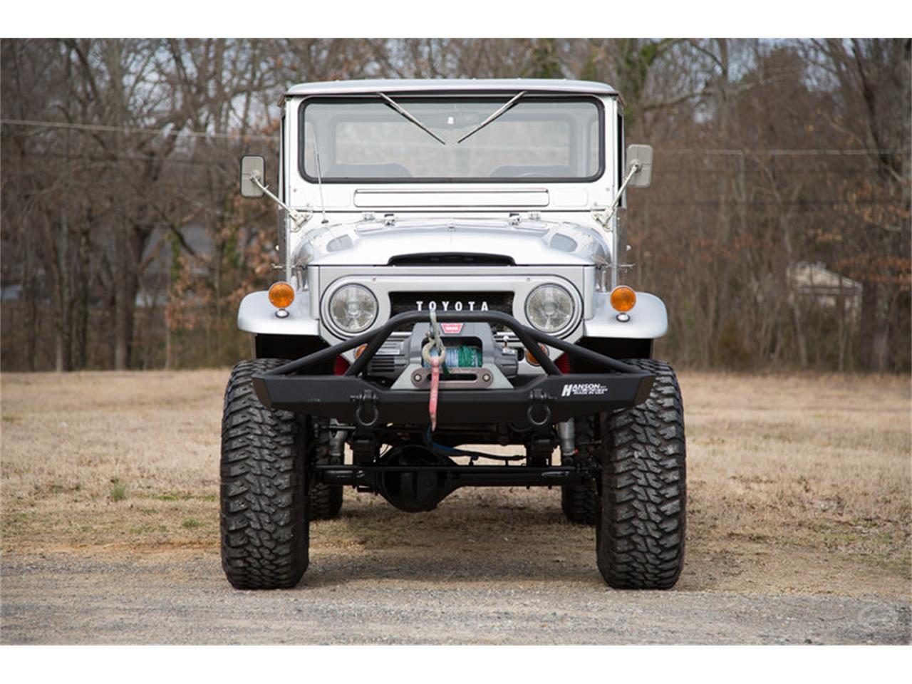 Large Picture of 1965 Land Cruiser FJ45 Pickup located in Tennessee Offered by Art & Speed - M389