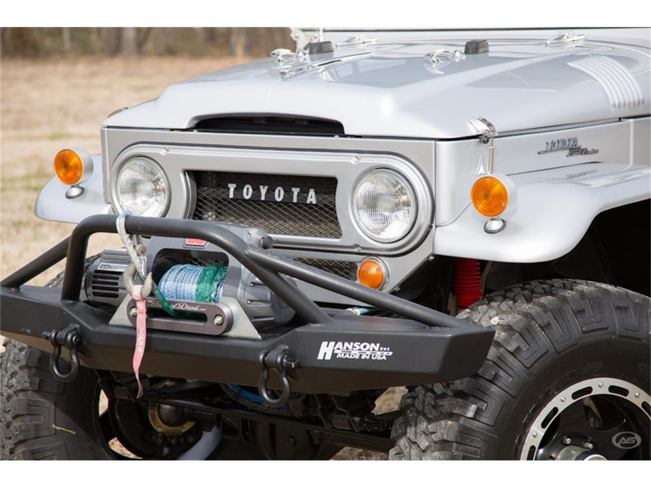 Large Picture of '65 Toyota Land Cruiser FJ45 Pickup located in Collierville Tennessee Offered by Art & Speed - M389