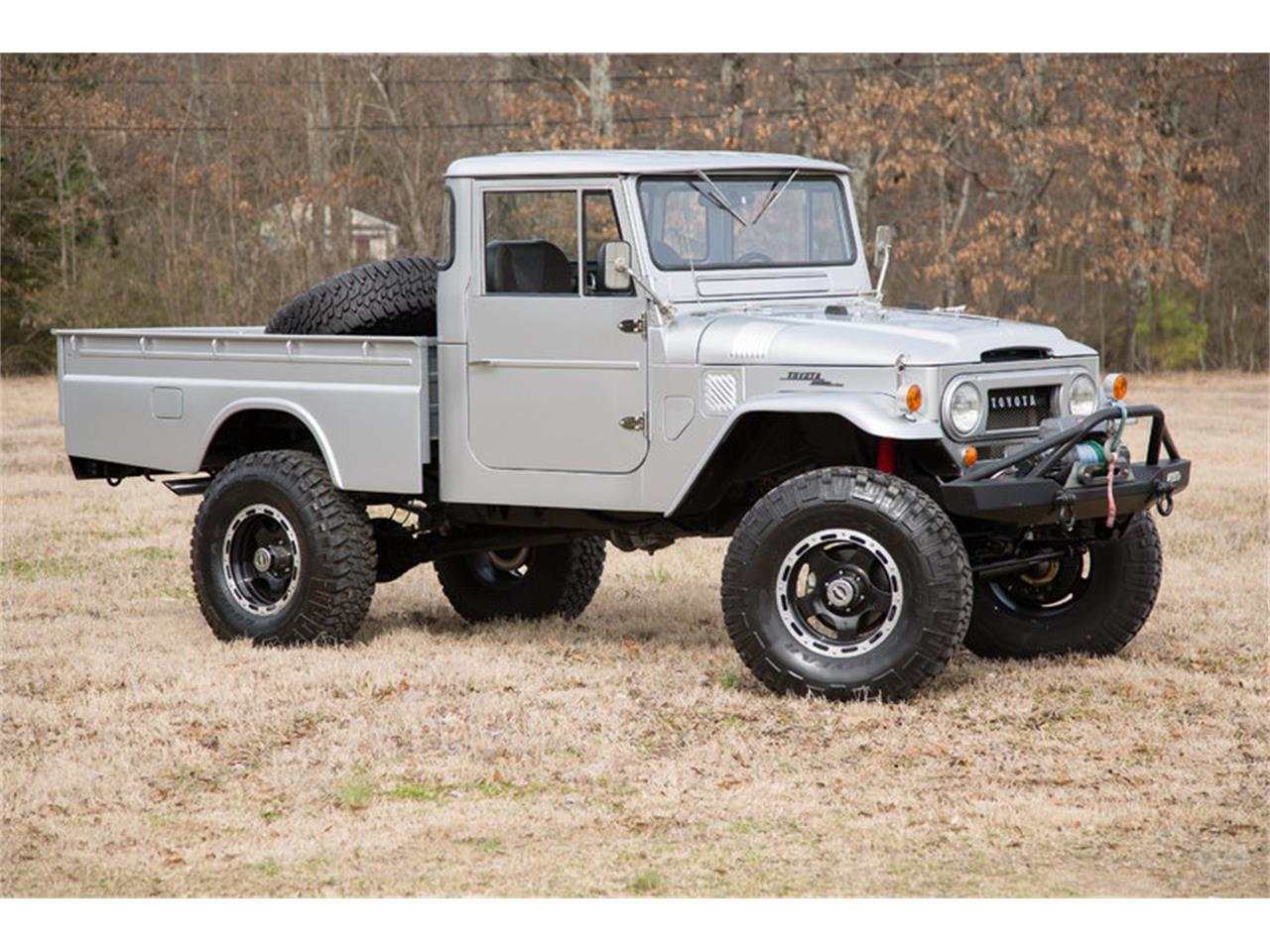 Large Picture of '65 Land Cruiser FJ45 Pickup located in Collierville Tennessee Offered by Art & Speed - M389