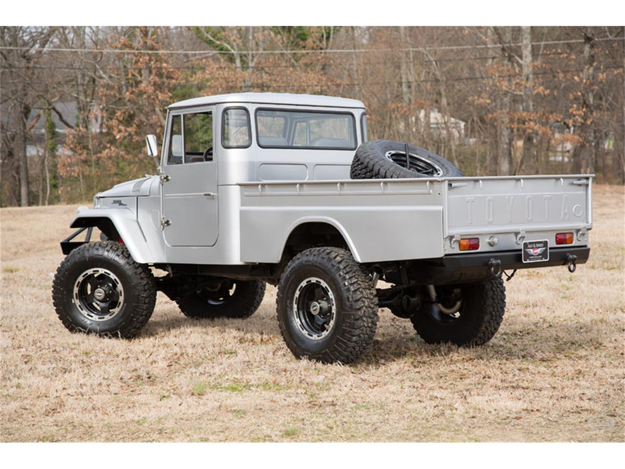 Large Picture of '65 Land Cruiser FJ45 Pickup located in Tennessee - $86,900.00 Offered by Art & Speed - M389