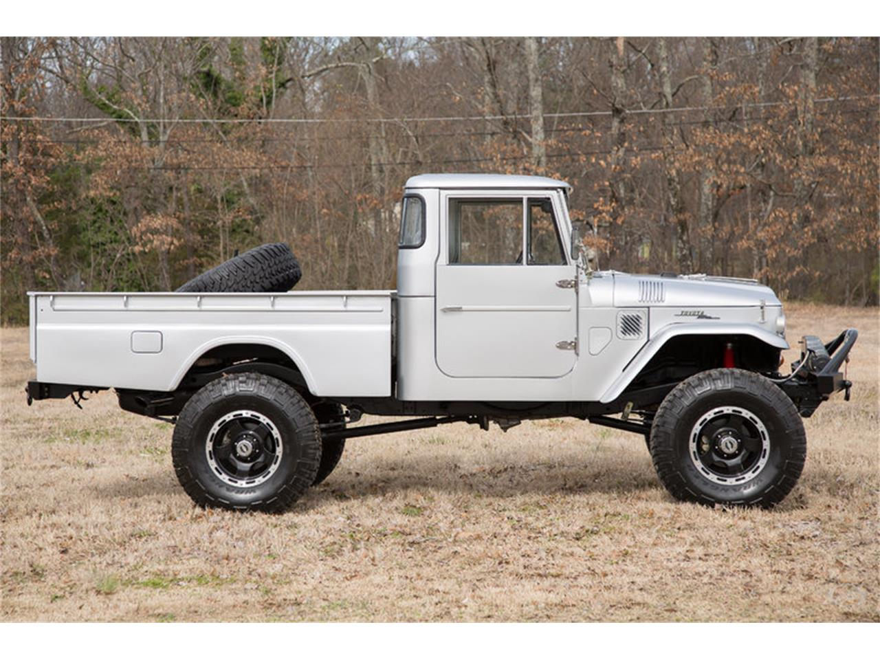 Large Picture of '65 Toyota Land Cruiser FJ45 Pickup located in Tennessee Offered by Art & Speed - M389