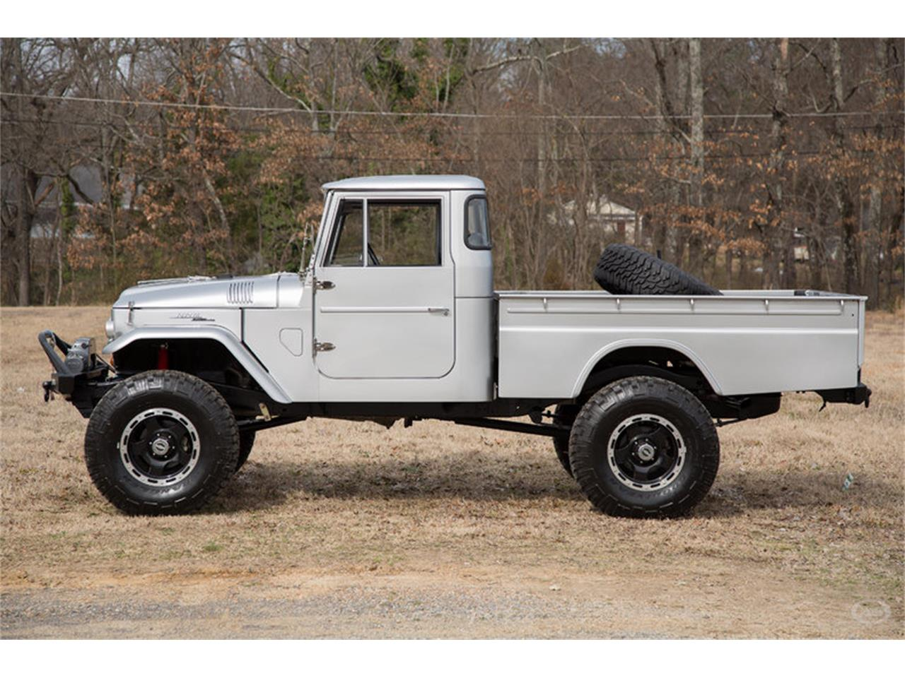 Large Picture of Classic 1965 Land Cruiser FJ45 Pickup located in Collierville Tennessee Offered by Art & Speed - M389
