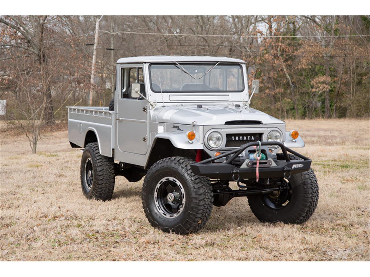 Large Picture of Classic 1965 Toyota Land Cruiser FJ45 Pickup located in Tennessee Offered by Art & Speed - M389