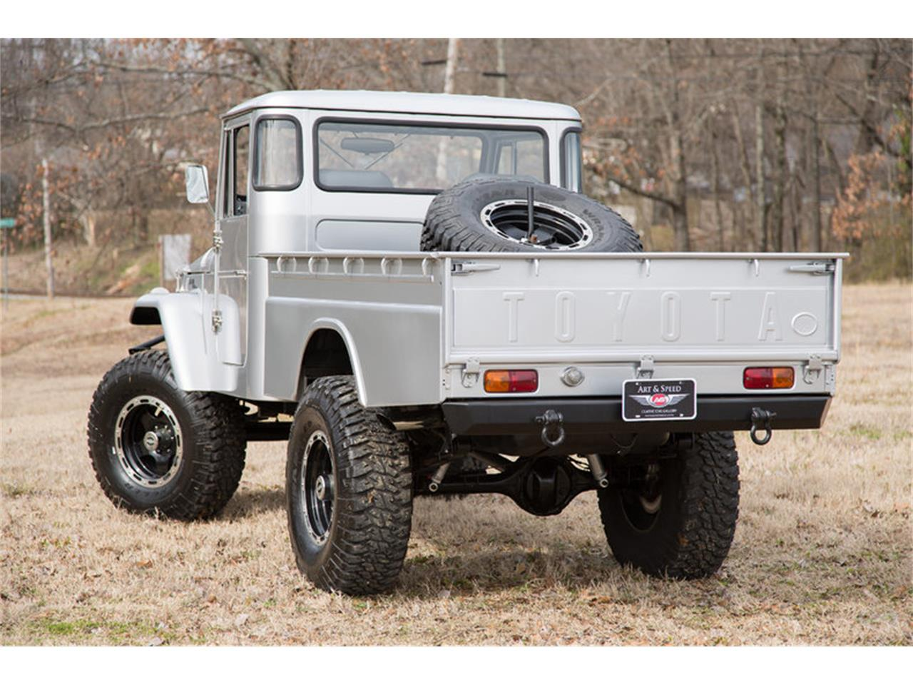 Large Picture of Classic 1965 Toyota Land Cruiser FJ45 Pickup - $86,900.00 - M389