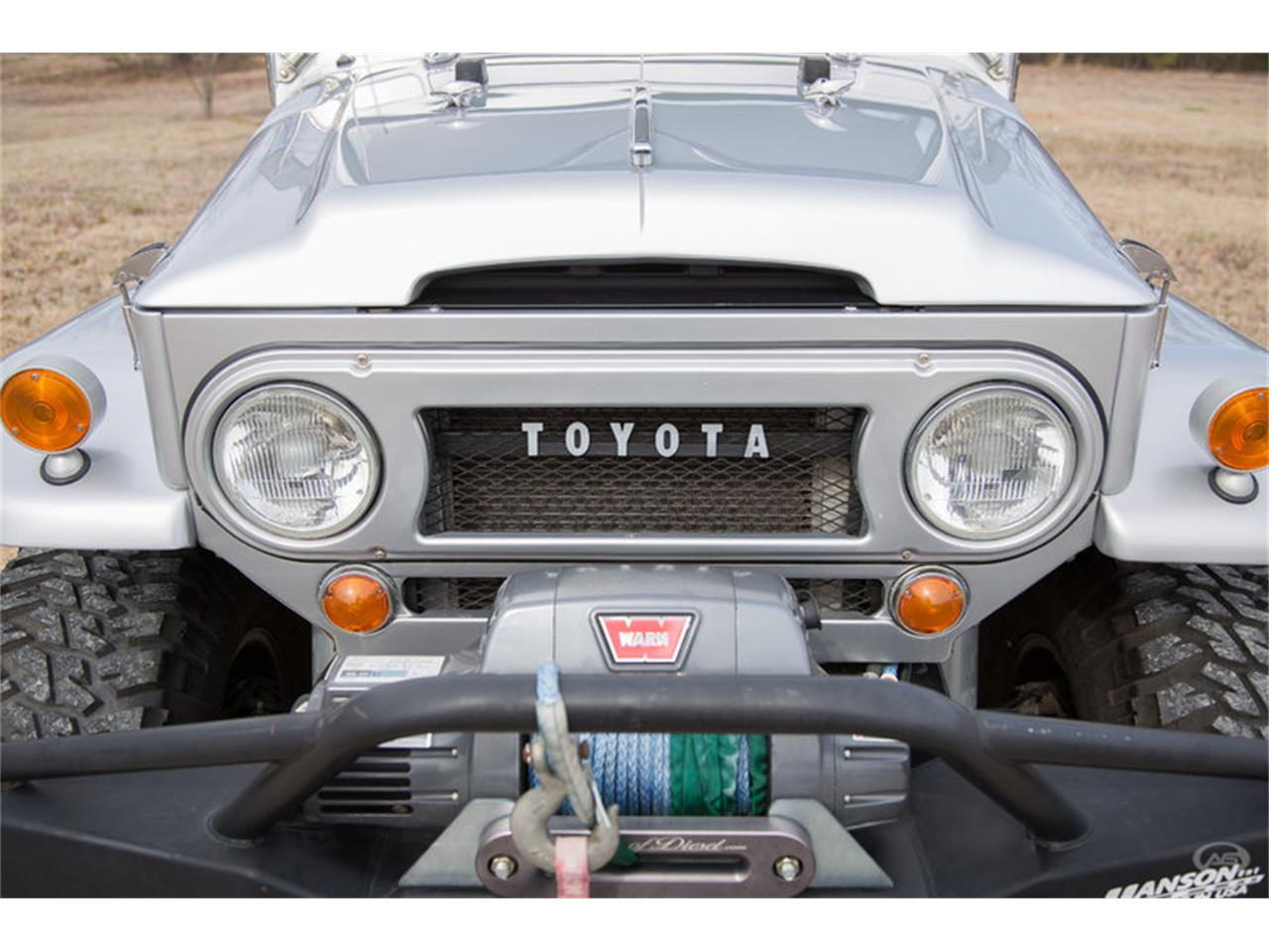 Large Picture of 1965 Land Cruiser FJ45 Pickup Offered by Art & Speed - M389