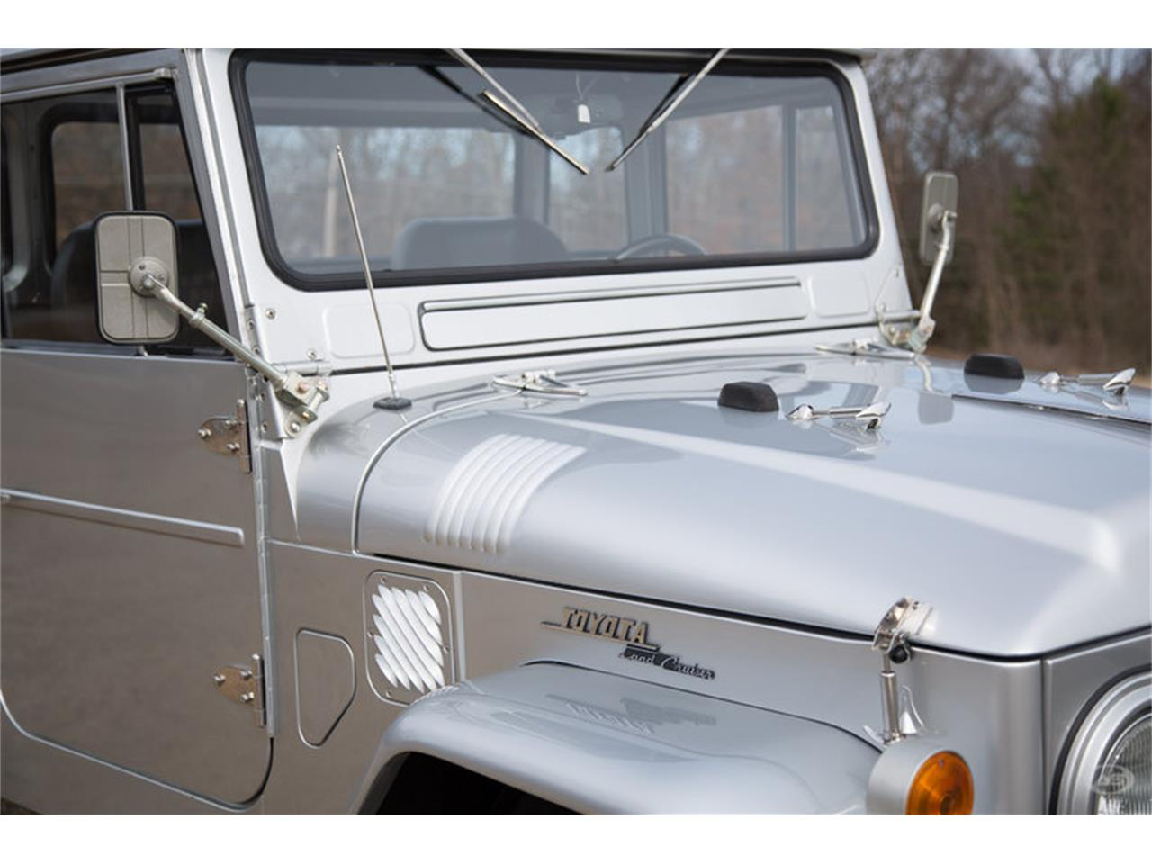 Large Picture of Classic 1965 Toyota Land Cruiser FJ45 Pickup - $86,900.00 Offered by Art & Speed - M389