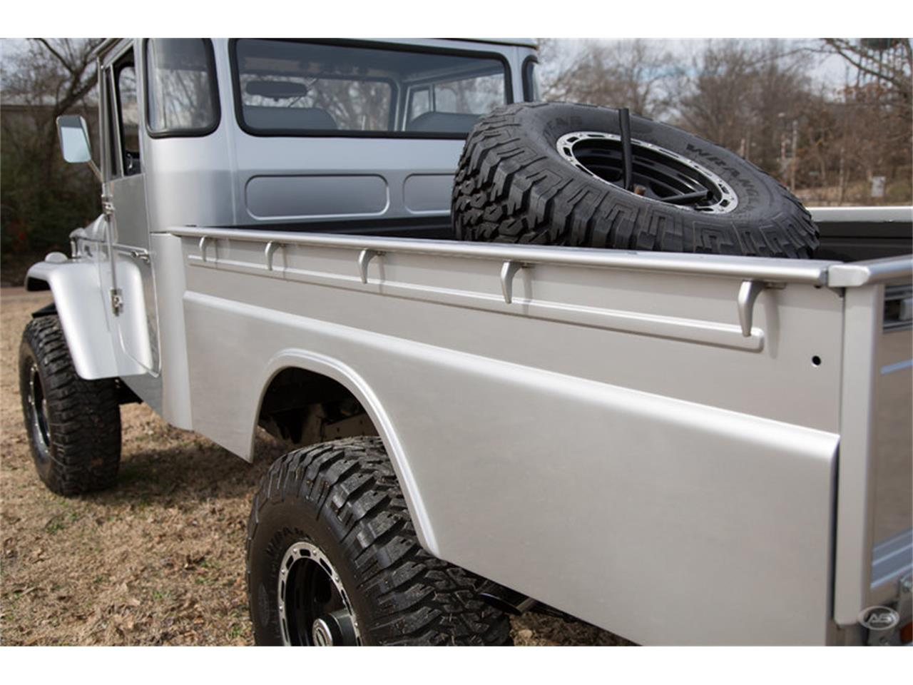 Large Picture of '65 Land Cruiser FJ45 Pickup - $86,900.00 Offered by Art & Speed - M389