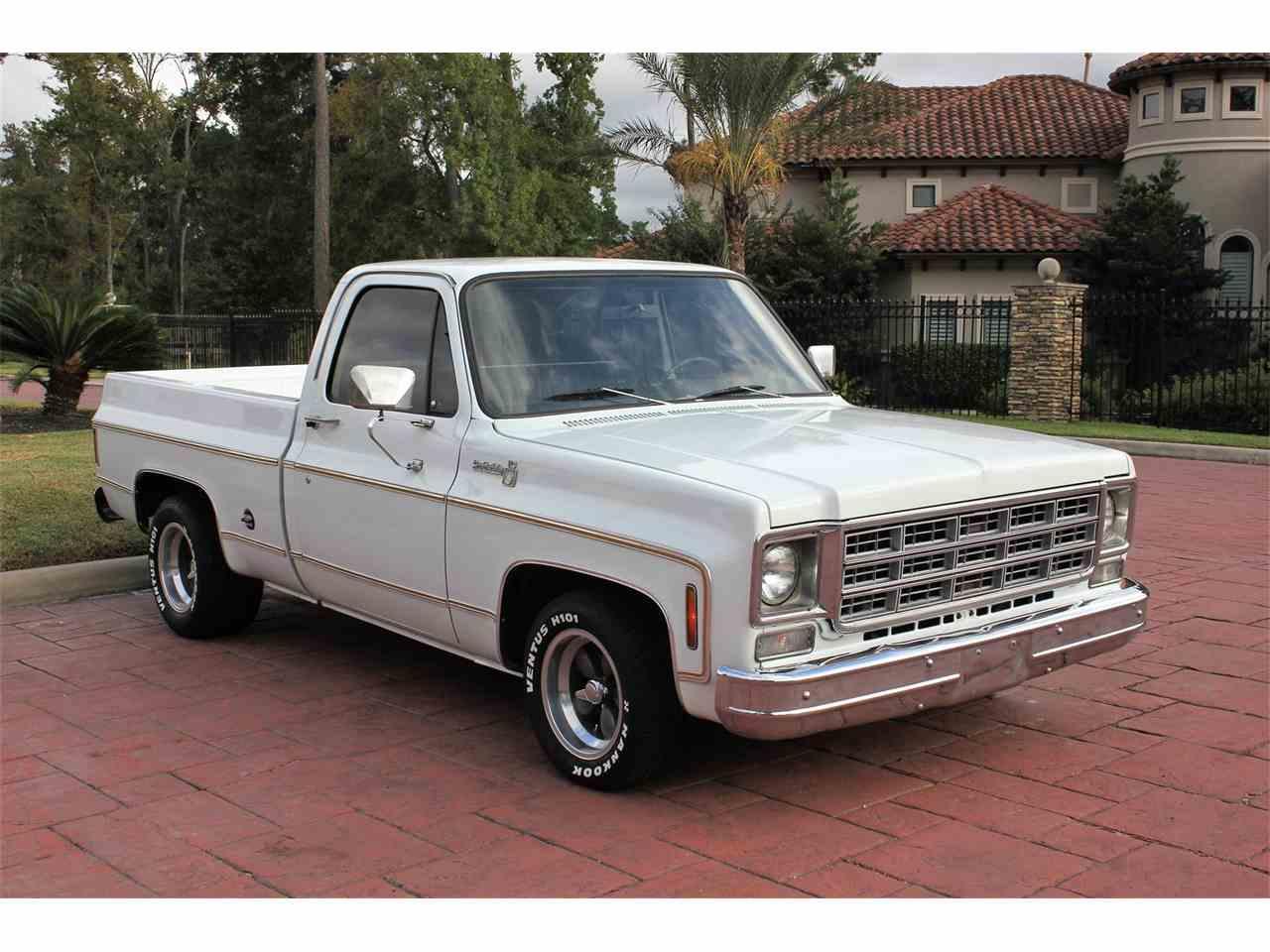 1977 Chevrolet C10 for Sale | ClicCars.com | CC-1036173