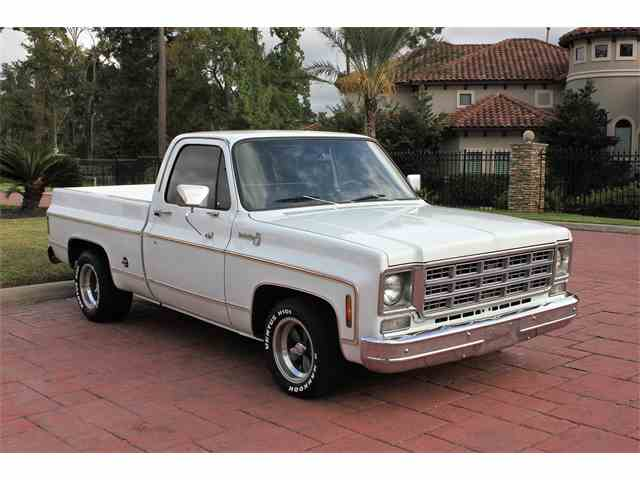 Picture of '77 Chevrolet C10 located in Conroe TEXAS - $17,900.00 - M7IL