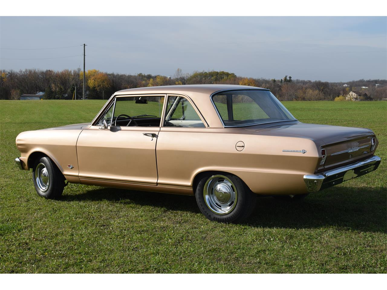 Large Picture of '63 Nova - M7IR
