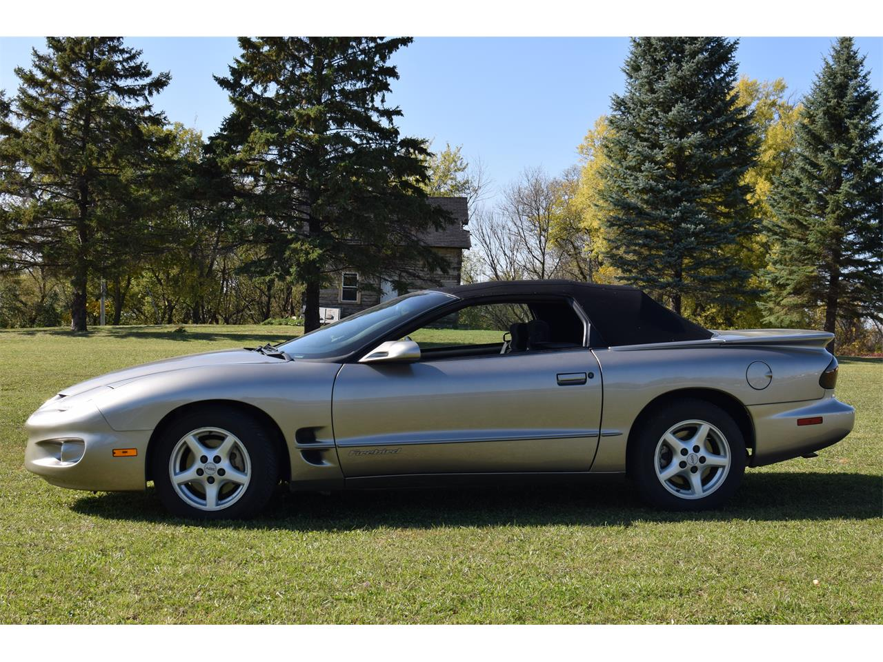Large Picture of '01 Firebird - M7IV