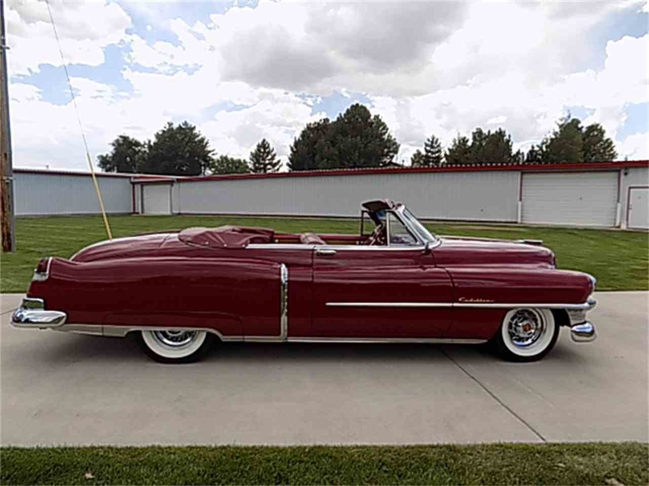 1953 Cadillac Convertible for Sale | ClicCars.com | CC-1036217